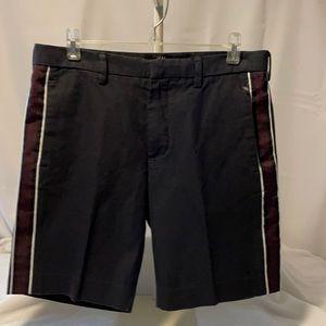 🆕 H&M Tuxedo Shorts Sz.32 Slim Fit